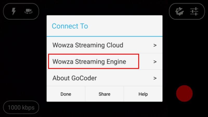 streaming engine...